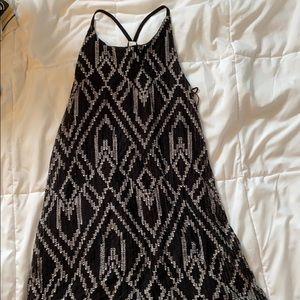 Cute Aeropostale black and white dress!